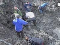 Çiftçinin Tarlasında Mamut İskeleti Bulması