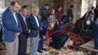 Piskopos ve Başpiskopos İznik Ayasofya'da Cuma Namazı Kıldı