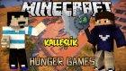 KALLEŞLİK! - Hunger Games - Minecraft Açlık Oyunları