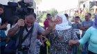 Kürçe Okulun açılmasına DHA muhabirinin sevinci
