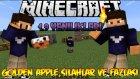 Minecraft : Güçlenmiş Silahlar, Altın Elma, Hiçlik Biyomu ve Fazlası 1.9 Yenilikleri