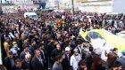 Newroz kutlamaları sırasında yaşamını yitiren Taşkın toprağa verildi.
