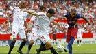 Sevilla 2-1 Barcelona (Maç Özeti)