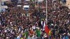 Zeki Ustanın cenazesini on binler karşıladı