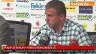 Hamzaoğlu: Podolski'nin Attığı Gol Bizim Aleyhimize Verilseydi Canım Acırdı