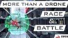 Dünyanın İlk Multiplayer Drone Yarışı ve Savaş Oyunu