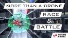 Heyecan Verici Drone Yarışı ve Savaş Oyunu