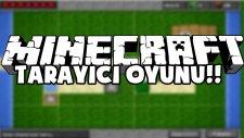 Minecraft Tower Defense (Evini Koru) - TARAYICI OYUNU FAKAT SÜPER BİR OYUN!