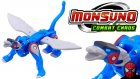 Monsuno Oyuncakları Combat Chaos Neo Quickforce Figürü