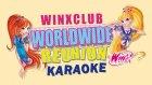 Winx Club - Winx Biraraya Geliyor - Resmi Şarkı  - KARAOKE