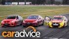 Dünyanın En Hızlı Sedan Dört Kapılı Arabaları Yarışta!