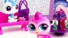 Minişler Dondurma Cafe Oyuncak Seti Lps Littlest Pet Shop Oyuncakları  - Oyuncak Abi