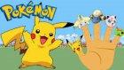 Pokemon Finger Family Şarkısı