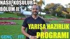 Adım Adım Koşu Serisi Bölüm 2: Yarışa Hazırlık Programı