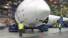 Boeing 787-9 Dreamliner'ın Başından Sonuna Üretimi