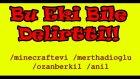 CS:GO DELİRDİM!!! DUST2 /ozanberkil /minecraftevi /merthadioglu /anil