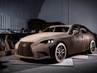 Otomobil Mühendisliği Origami Sanatıyla Buluştu