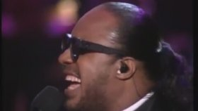Stevie Wonder & Ray Charles - Living For the City (1991)