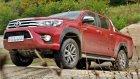 Test - Toyota Hilux (2016)