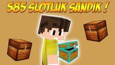 585 SLOTLUK CHEST !!! (Multi Page Chest Mod) - Minecraft Mod Tanıtımları #124
