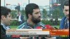 """Arda Turan: """"Umarım finallere gideriz!"""""""
