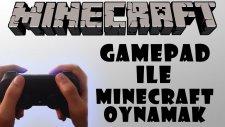 GAMEPAD MODU !! - JOYSTICK İLE MINECRAFT OYNAMAK !! - Mod Tanıtımları 112
