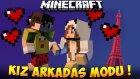 KIZ ARKADAŞ MODU !! - Minecraft Mod Tanıtımları #74