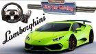 Direksiyon Seti ile CCD // Lamborghini Huracan