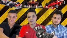 Grid Autosport Formula 1 Kapışması#LOGİTECH G27# #TÜRKÇE#