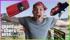 GTA 5 [PC] // Komik Stunt Show