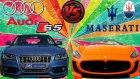 Logitech G27 ile CCD // Audi S5 ve Maserati