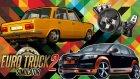Logitech G27 ile ETS 2 // Audi Q7 ve Fiat 125p