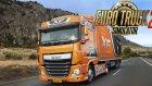 Logitech G27 İle Euro Truck Simulator 2 // Daf Euro 6 Tanıtımı