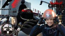 Logitech G27 ile Grid Autosport // F1 Yarışı