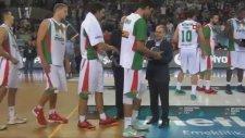 31. Erkekler Basketbol Cumhurbaşkanlığı Kupası Anadolu Efes'in!
