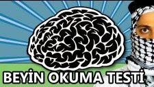 Beyin Okuma Testi ! Dikkatinizi Toplayın