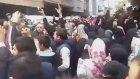Diyarbakır Sokaklarında Kahrolsun Pkk Sloganları Atılması