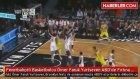 Fenerbahçeli Basketbolcu Ömer Faruk Yurtseven ABD'de Fırtına Gibi Esti