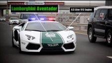 Polisler Tarafından Kullanılan Süper Otomobiller