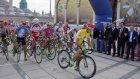Torku Mevlana Bisiklet Turu'nun 2'nci etabında start verildi