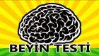 Zeka Testi ! Beyin Zekasi Ölçme