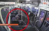 Belediye Otobüsünde Uyandırıldığı İçin Üç Yolcuyu Haşat Eden Psikopat Rus