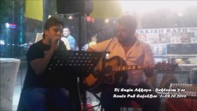 Dj Engin Akkaya - Bekledim Yar (Route Pub Cafe & Bar Sahnesi)