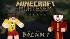 """Minecraft """"Muhteşem Yüzyıl"""" Mod Paketi - 1.Bölüm"""