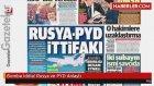 Bomba İddia Rusya ve PYD Anlaştı