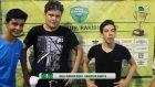 Halil İbrahim Öncü - Shakhtar Donuts Maç Sonu Röportaj