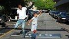 Olimpiyat Şampiyonu Usain Bolt'a Meydan Okuyan 8 Yaşındaki Genç Antrenör