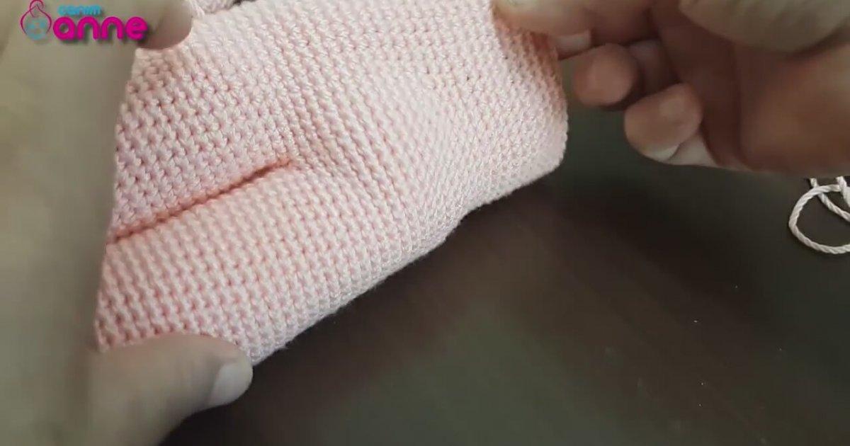 Amigurumi Bebek Gövdesi : Amigurumi ahu bebek beden Örülüşü canım anne video
