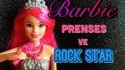 Barbie Prenses Azra Bebeği