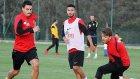 Eskişehirspor, Akhisar Belediyespor maçı hazırlıklarına devam etti